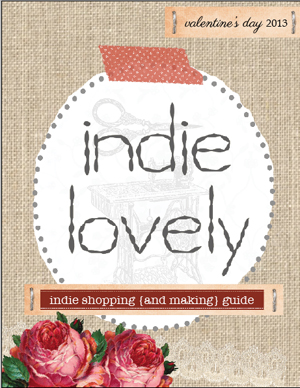 indie lovely cover val day 2013 300