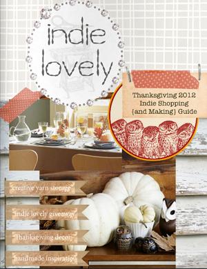 indie lovely fall 2012 cover300